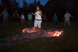 Feuerlauf Garsten
